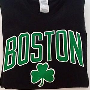 Men's t shirt  NBA Boston Celtics Athletic  size L